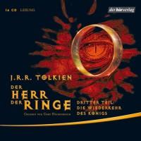Die Wiederkehr des Königs (Der Herr der Ringe #3) - J.R.R. Tolkien, Gert Heidenreich
