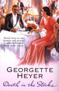 Death in the Stocks - Georgette Heyer
