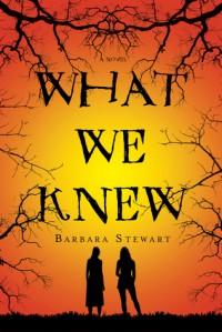 What We Knew - Barbara Stewart