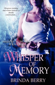 Whisper of Memory - Brinda Berry