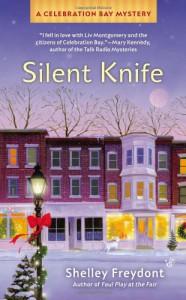 Silent Knife - Shelley Freydont