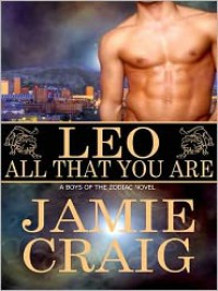 Leo: All That You Are - Jamie Craig