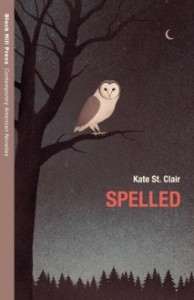Spelled (Amethyst, #1) - Kate St. Clair