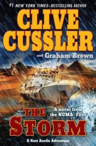 The Storm - Clive Cussler