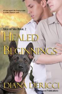 Healed Beginnings (Men of Silo) - Diana DeRicci