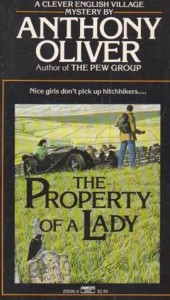 The Property of a Lady - Anthony Oliver