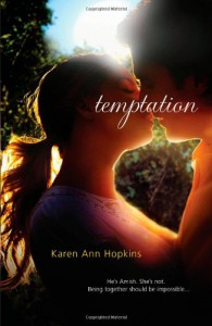 Temptation (Harlequin Teen) - Karen Ann Hopkins