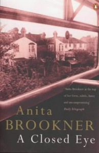 A Closed Eye - Anita Brookner