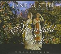 Mansfield Park - Johanna Ward, Jane Austen