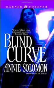 Blind Curve - Annie Solomon