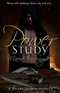 Power Study (Study, #3.5) - Maria V. Snyder