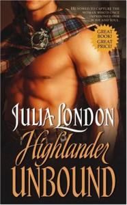 Highlander Unbound - Julia London