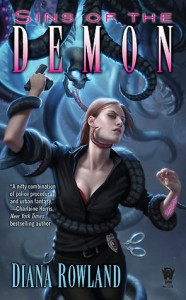 Sins of the Demon - Diana Rowland