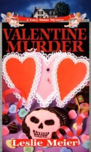 Valentine Murder - Leslie Meier