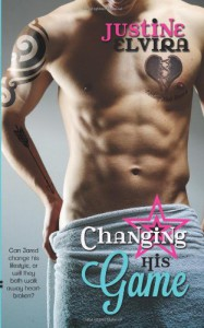 Changing His Game - Justine Elvira
