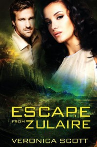 Escape From Zulaire - Veronica  Scott