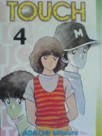 Touch 4 - Mitsuru Adachi