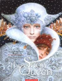 The Snow Queen - Hans Christian Andersen, Vladyslav Yerko