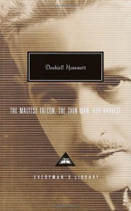 The Maltese Falcon, The Thin Man, Red Harvest - Dashiell Hammett