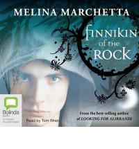 Finnikin of the Rock - Tom Wren, Melina Marchetta