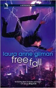 Free Fall - Laura Anne Gilman