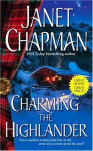 Charming the Highlander (Highlander Trilogy) - Janet Chapman