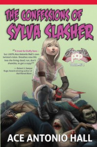 Confessions of Sylva Slasher - Ace Antonio Hall
