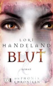 Blut (Phoenix chronicles, #3) - Lori Handeland, Cornelia Röser