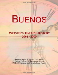 Buenos: Webster's Timeline History, 2001   2003 - Icon Group International