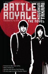 Battle Royale - Koushun Takami, Yuji Oniki