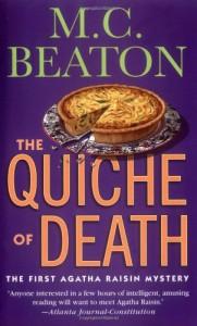 The Quiche of Death (Agatha Raisin, #1) - M.C. Beaton