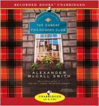 The Sunday Philosophy Club (Sunday Philosophy Club, #1) - Davina Porter, Alexander McCall Smith