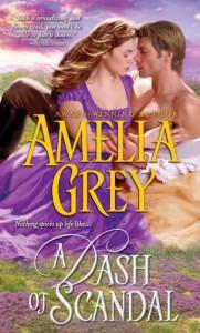 A Dash Of Scandal - Amelia Grey