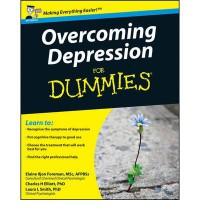 Overcoming Depression for Dummies - Elaine Iljon Foreman, Laura L. Smith, Charles H. Elliott