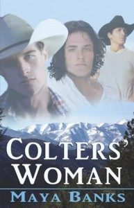 Colters' Woman - Maya Banks