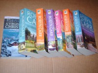 Virgin River Series #4-10 (7 Volume Set) (#4 Virgin River Christmas, #5 Second Chance Pass, #6 Temptation Ridge, #7 Paradise Valley, #8 Forbidden Falls, #9 Angels Peak, #10 Moonligfht Road) - Robyn Carr