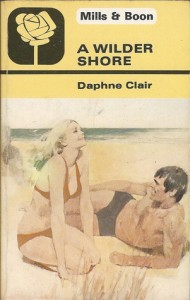 A Wilder Shore - Daphne Clair