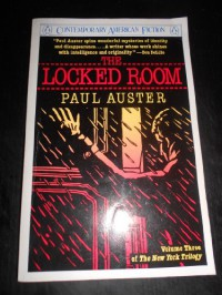 The Locked Room (The New York Trilogy, #3) - Paul Auster