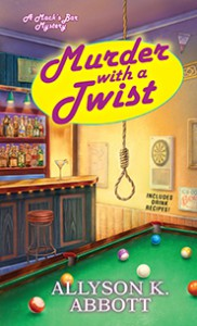 Murder with a Twist - Allyson K. Abbott