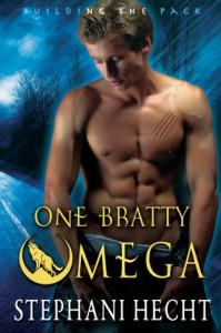 One Bratty Omega - Stephani Hecht