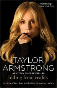 Hiding from Reality: My Story of Love, Loss, and Finding the Courage Within - Taylor Armstrong