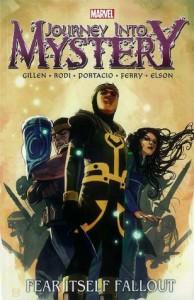 Journey Into Mystery: Fear Itself Fallout - Kieron Gillen, Robert Rodi, Whilce Portacio, Pasqual Ferry