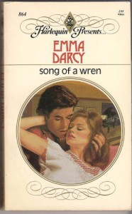 Song Of A Wren (Harlequin Presents, #864) - Emma Darcy