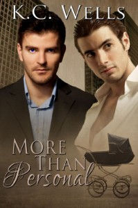 More than Personal - K.C. Wells, S.A. Laybourn, Meredith Russell
