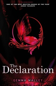 Declaration - Gemma Malley