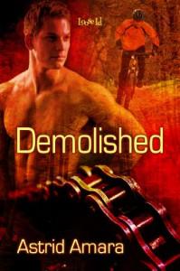 Demolished - Astrid Amara