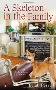 A Skeleton in the Family - Leigh Perry