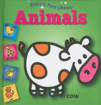 Baby's First Library Animals - Yoyo Books