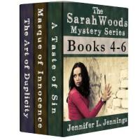 Sarah Woods Mystery Series (Books 4-6) - Jennifer L. Jennings