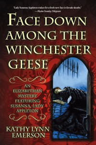 Face Down Among the Winchester Geese - Kathy Lynn Emerson